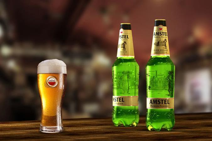 Amstel Premium Pilsner