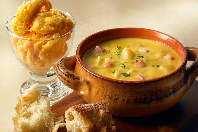 Hangatkan Tubuhmu Dengan Nikmatnya Resep Sup Keju Bir Ini