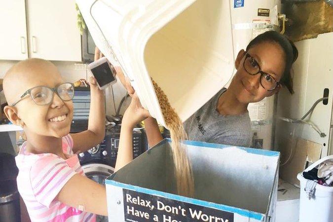 Brewers San Diego Selamatkan Gadis Penderita Kanker
